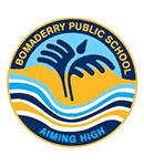 Bomaderry Public School logo